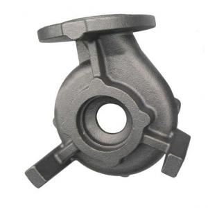 China High Efficiency Ductile Cast Iron Casting Diesel Water Pump Parts Low Pressure on sale
