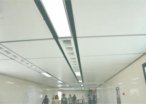 Perforated Suspended Commercial Metal Ceiling Tiles Hook On E - Commercial ceiling tiles near me
