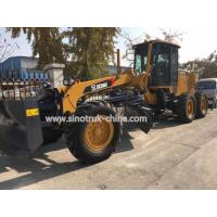 5-42km/h Small Motor GraderFor Country Roads Building / National Defense Engineering