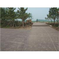 WPC Tongue And Groove Composite Decking For Playground With Sanding Surface