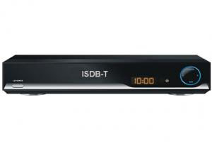 China USB HD ISDB-T Set Top Box Receiver with PVR ISDB-100 on sale