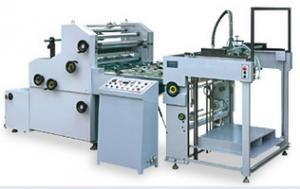 China automatic paper-feeding unit AUTOMATIC WATER SOLUBLE LAMINATING MACHINE on sale