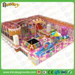 Terrain de jeu d'intérieur de parc d'attractions d'amusement d'enfants d'intérieur commerciaux joyeux de centre avec les meilleurs prix