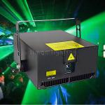 8000mW 8W Big Power Indoor Wedding RGB Full Color Animation Laser Light Show