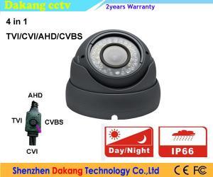 China 2.4MP HD CVI Camera CMOS Sensor / Eyeball DomeCamera Outdoor on sale