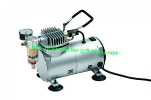 China Portable air compressor auto stop airbrush compressor vacuum Pump inflation compressor on sale