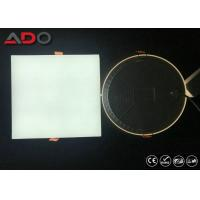 Slim IP20 24W 30W LED Panel Light Rimless White 50000hours Long Lifespan