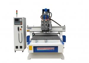 China Professional 1325 CNC Metal Cutting Machines 3d , 5 Axis Cnc Woodworking Machine on sale