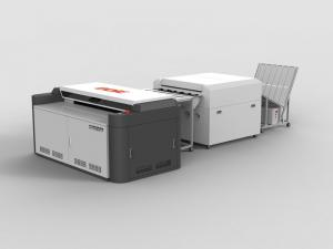 China CTP Inkjet Machine / Platesetter, Computer To Plate Prepress Printing Equipment on sale