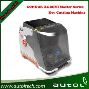 China 2015 new arrivial CONDOR XC-MINI Master Series Automatic Key Cutting Machine XC-MINI 007 on sale