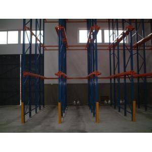 China Heavy duty scale and drive in rack type warehouse storage rack on sale