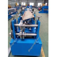 Customized C&Z Purlin Roll Forming Machine 15 - 20m / Min Forming Speed