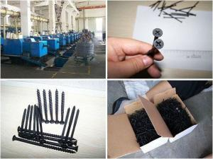 China Drywall Screw with Phillips Bugle Head Coarse Thread on sale