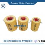 Hydraulic Stressing Jack|Post tension working hydraulic stress jack for bridge construction Hydraulic Stressing Jack