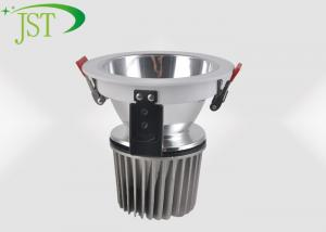 China Citizen Chip 60° LED Recessed Downlights Sand Blast Reflector Design For Shop on sale