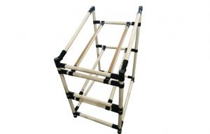 China Metal Joint Industrial Storage Racks ,  Joint Storage Pipe Racking System on sale