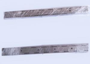 China Satin Nickel Metal Door Hinges Open 180 Degree Professional Design on sale
