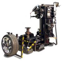 CE tire changer and balancer