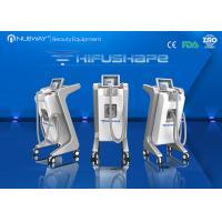 2015 new design portable HIFUSHAPE slimming machine korea lifting hifu machine