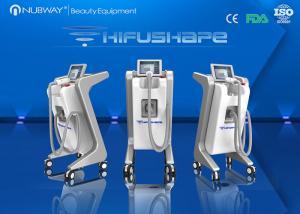 China 2015 new design portable HIFUSHAPE slimming machine korea lifting hifu machine on sale