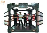 Multiplayer 9d Virtual Reality Shooting Simulator For Amusement Park