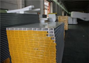 China 50mm aluminum magnesium oxide (MGO) sandwich panel for pharmaceutical industry on sale