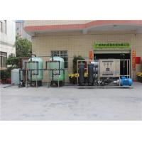 Brackish RO Water Plant Machine For Ground , Spring , Well , River , Borehole