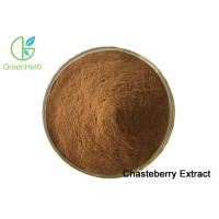 China High Pure Vitex Agnus - Castus Chasteberry Extract Chaste Tree Extract Powder on sale