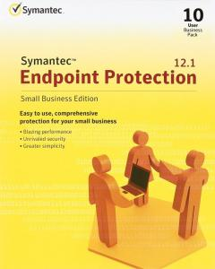 Quality Retail Symantec Network Protection Small Business 10 User Personal Commercial for sale