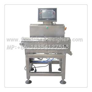 China soybean meal package check weigher,weight checking machine,1200*550*1330mm on sale