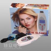 China beauty machine of LCD skin cleaner on sale