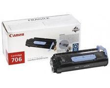 China Canon 706  original  toner cartridge Black colour on sale