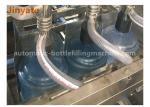 Plastic Bucket Filling Machine Bottleneck Suspension Operation Design For Mineral Water