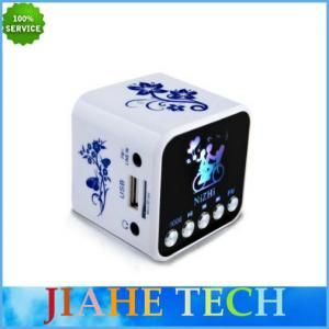 China 2015 Chinese wholesale fm transmitter speaker support musical cards USB SD on sale