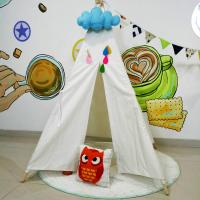China Teepee Children Playhouse 4 Pole Tipi Teepees for Kids Play Tent - Chemical Free Canvas on sale