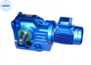 China Cast Iron Flange / Foot / Shaft Mouonted Reducer Gear Box / Transmission Gearbox on sale