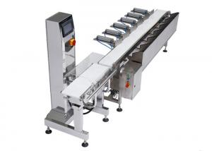 China Stainless Steel Automatic Checkweigher Scale With Metal Detector on sale