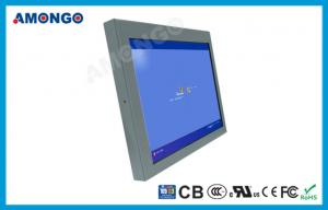 China 15 SAW Touch Screen Open Frame Touch Screen Monitor 1024x768 VGA / DVI on sale