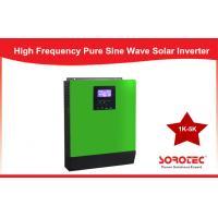 DC / AC 4000VA 3200W 230VAC 48VDC solar power system inverter MPPT Solar Charge Controller
