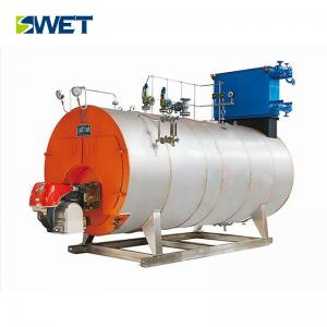 China Environmentally friendly fire tube mini gas 1000kg/hr 1.0mpa steam boiler for industrial on sale