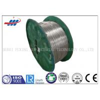 China High Tensile Galvanized Steel Wire Thick Zinc Coating For Flexible Duct And Pipe on sale