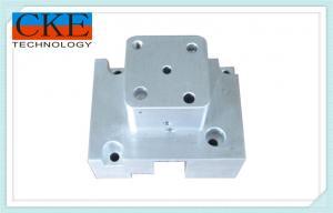 China Aluminum 12024 CNC Machined Parts on sale