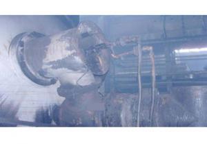 China Advanced bubble atomization technology furnace Heavy Oil furnace parts Burner on sale