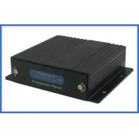 China H.264 4channel vehicle DVR 32GB SD card storage with VGA connector/alarm on sale