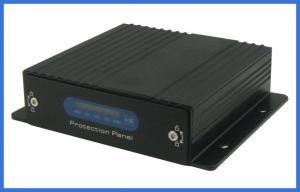 China Stockage de carte d'écart-type du véhicule DVR 32GB de H.264 4channel avec le connecteur/alarme de VGA on sale