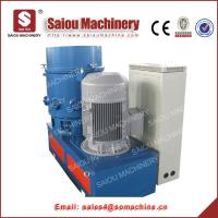 China fiber ,woven bags ,film plastic agglomerator machine on sale