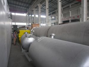 China Steel High Purity Skid Mounted Acetylene Production Plant With C2H2 Generator wholesale