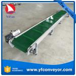 Mobile Small Aluminum Inclined Belt Conveyor