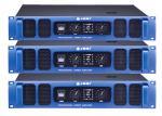 Голубой тип AB/H 2x350W вывел наружу усилитель силы профессиональный тональнозвуковой для напольного представления