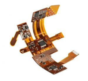 China Flexible Circuit Keypad printed circuit board on sale